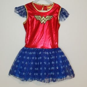 💥Kids💥Wonder Woman costume size medium